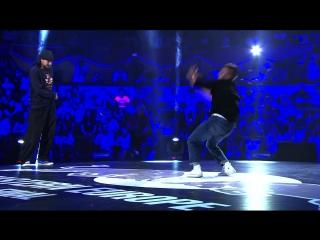 B-Boys Battle #1: Naki (Slovenia) vs. Uzee Rock (Ukraine)