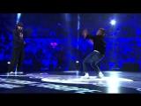 B-Boys Battle #1 Naki (Slovenia) vs. Uzee Rock (Ukraine)