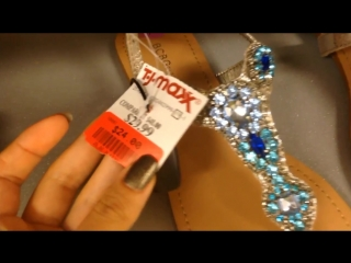 США: цены в магазине tj maxx на одежду и обувь в Штате Миссисипи.