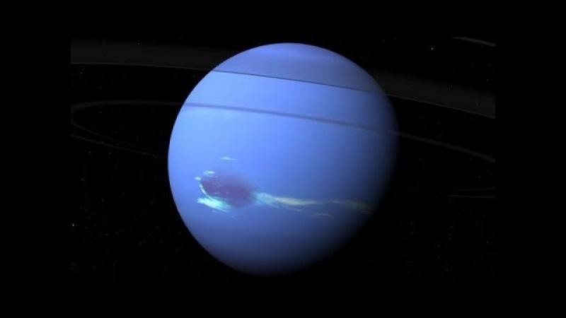Путешествие по планетам Уран и Нептун
