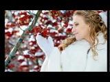 Рябина на снегу. Олег Алябин.