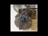 How I make wire wrapped jewelry Magdalena Marszalik Jak powstaje moja bi