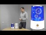 Как выбрать ультразвуковой увлажнитель воздуха. Видеообзор увлажнителя ТМ Neoclima SP-10