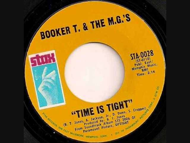 Booker T. The MG's - Time Is Tight