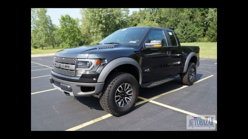 2014 Ford F150 SVT Raptor Видео. Тест драйв 2014 Форд Раптор. Авто из США.