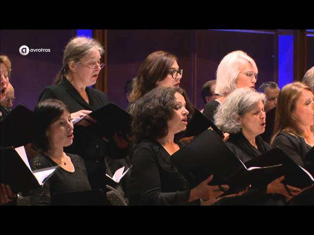 Berlioz: Tristia voor koor en orkest - Radio Filharmonisch Orkest o.l.v. Gaffigan - Live Concert HD