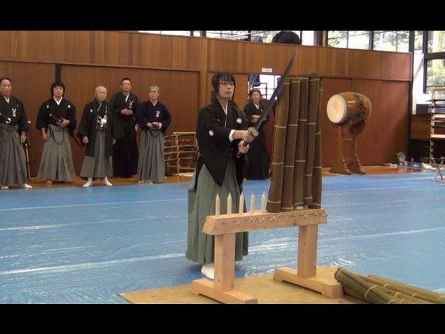 明治神宮奉納 居合抜刀道 第八回全国大会(Meiji Shrine dedication)