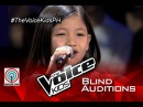 The Voice Kids Philippines 2015 Blind Audition: Bituing Walang Ningning by Kristel