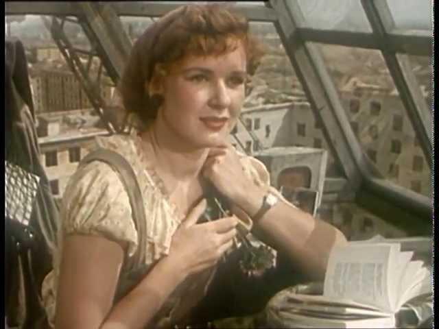 Девушка без адреса(1957)
