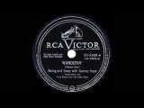 1950 HITS ARCHIVE Wanderin' - Sammy Kaye (Tony Alamo, vocal)
