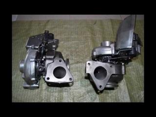 оригинальные турбины GARRETT на Mercedes-Benz E-Klasse / G-Klasse / M-Klasse / S-Klasse / 4.0 CDI