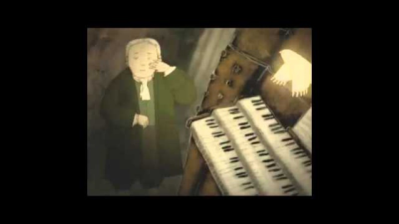 Tales of the old piano Bach 2011 Сказки старого пианино Бах Eng subs
