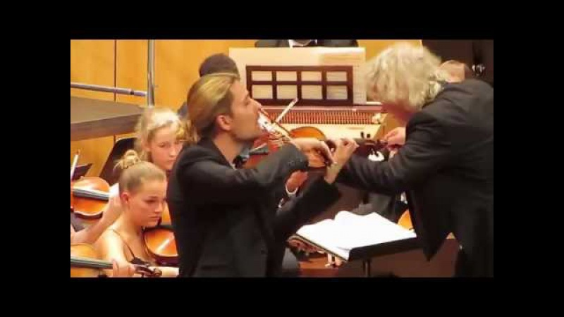 David Garrett Teufelstrillersonate Tartini Bad Wörishofen 28 09 15