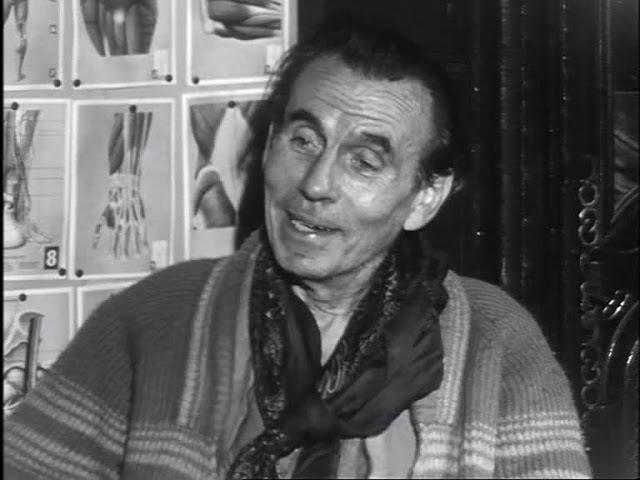 Louis Ferdinand CÉLINE Entretien avec André PARINAUD 1958