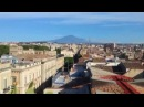 Etna view from the roof of Una Palace Hotel Catania Sicily