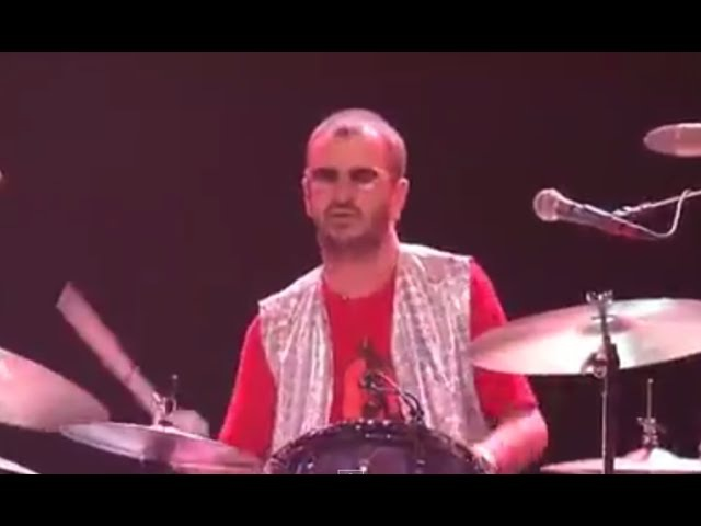 Ringo Starr His All-Starr Band - Full Concert - 08/22/01 - Rosemont Theatre (OFFICIAL)