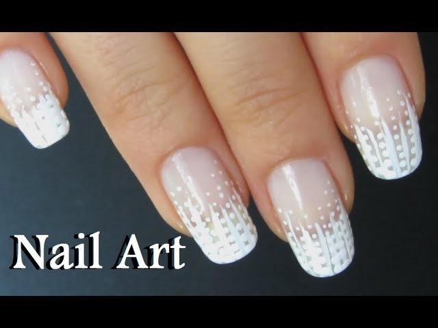 Легкий Дизайн Ногтей на все случаи жизни Easy Nail Art French Френч