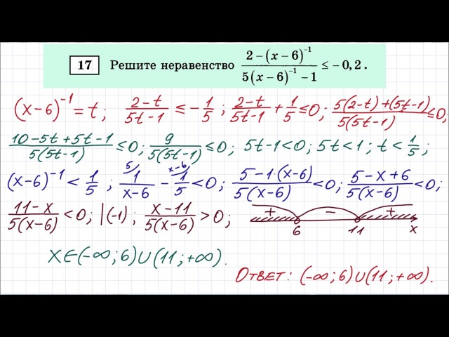 Задание 15 ЕГЭ по математике 38