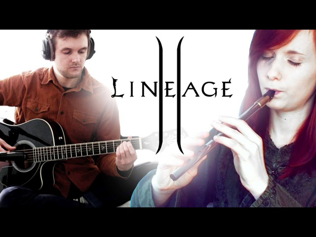 Shepard's flute Town of Dion Lineage II instrumental flute cover