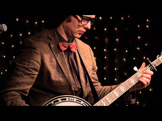 Public Service Broadcasting - London Can Take It (Live on KEXP)