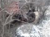Газ 66  351166  переделка колес от тракторной телеги