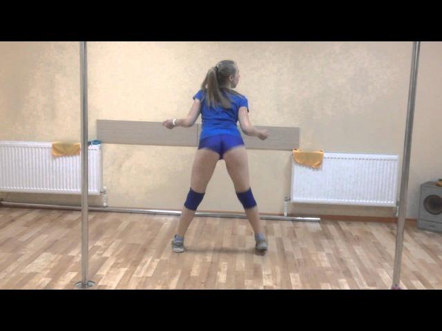 Twerk/Booty Dance/freestyle_-_Braginets