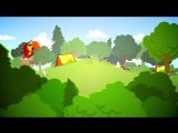 Развивающие мультики для детей от года Baby U - День и Ночь, обучающие мультфильмы для малышей