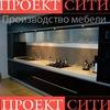 Шкафы-купе, кухни. Минск. Проект-Cити