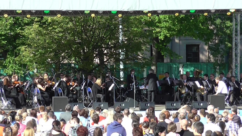 07-05-2015 эстр-симф оркестр под рук.Андрея Медведева