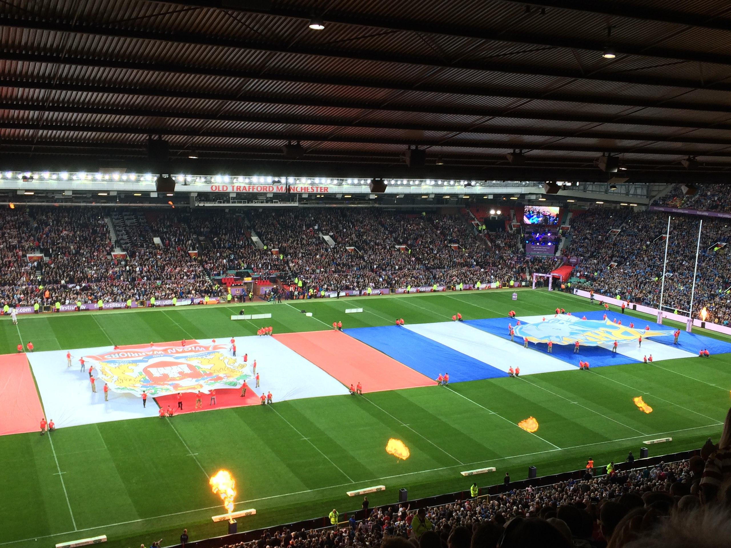 73500 человек на Олд Траффорд. Незабываемо.