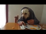 My Dog's Bad Table Manners