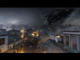 Последний день Помпеи. Извержение вулкана Везувий ( Римская империя, 24.08.79 ). Анимационный ролик.