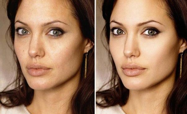 Qmg1kUWWAqo - Фотографии знаменитостей до и после фотошопа (15 звезд)