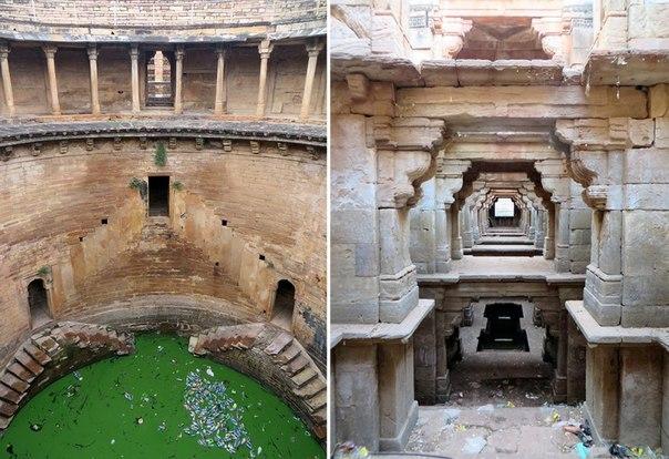 ZB7nxVR8Dxo - Заброшенные храмы Индии (как в мультфильме про Маугли)