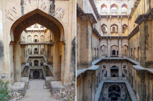 WTOBGv nmpk - Заброшенные храмы Индии (как в мультфильме про Маугли)