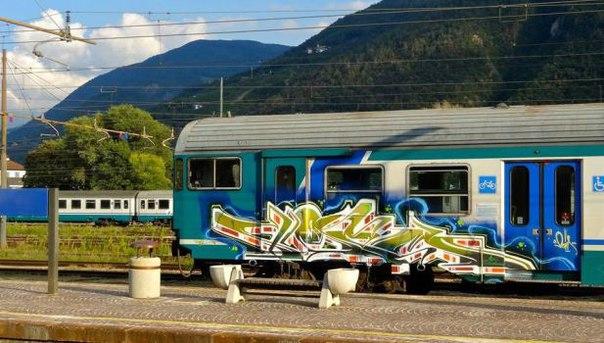 graffiti italia