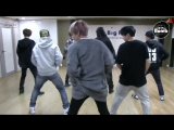 Dance Practice BTS - WAR OF HARMONE
