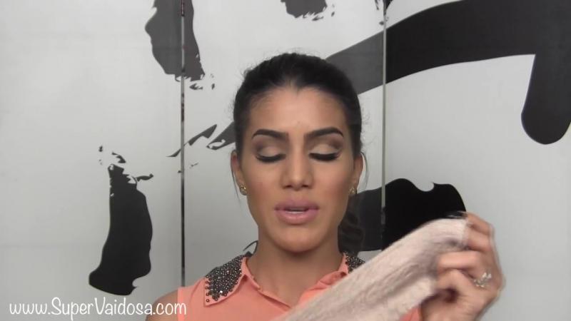 Sock_Bun_Penteado_Facil_e_Elegante_pro_Fim_de_Ano_por_Camila_Coelho » Freewka.com - Смотреть онлайн в хорощем качестве