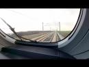 VDE 8 Fuhrerstandsmitfahrt von Erfurt nach Halle Saale Teil 1