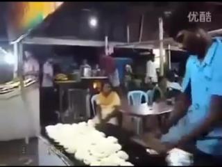 Индийский фастфуд самый быстрый в мире