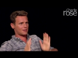 I Couldnt Not Watch It - Hamiltons Jonathan Groff (Dec. 14, 2015) _ Charlie Rose