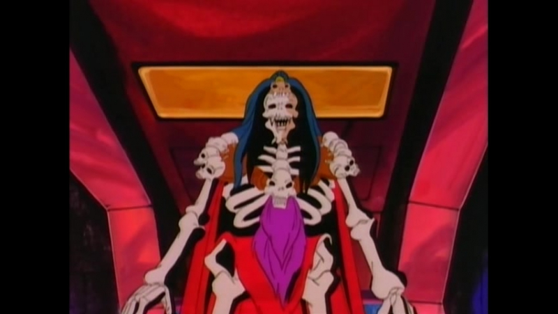 Воины-Скелеты 2 серия из 13 / Skeleton Warriors Episode 2 (1993 - 1994) Вера и предательство