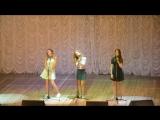 Концерт Голос.Дети. Группа 3G