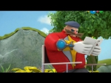 Соник Бум / Sonic Boom 1 сезон 29 серия - Эггман - режиссёр (Карусель)