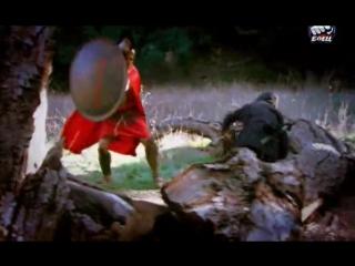 Непобедимый воин. Спартанец против Ниндзя (1 сезон/3 серия)
