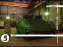 Перший український танк Азовець презентували у Києві