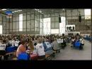 Der Airbus A 380 - Testflug um die Welt / Teil 5: 90 Sekunden für den Ernstfall