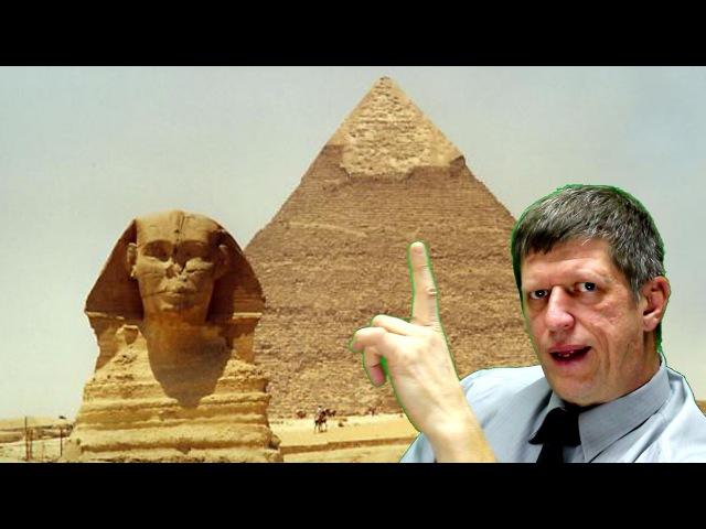 Египетские пирамиды разоблачение Андрей Скляров на Катющик ТВ наука ★ ✔