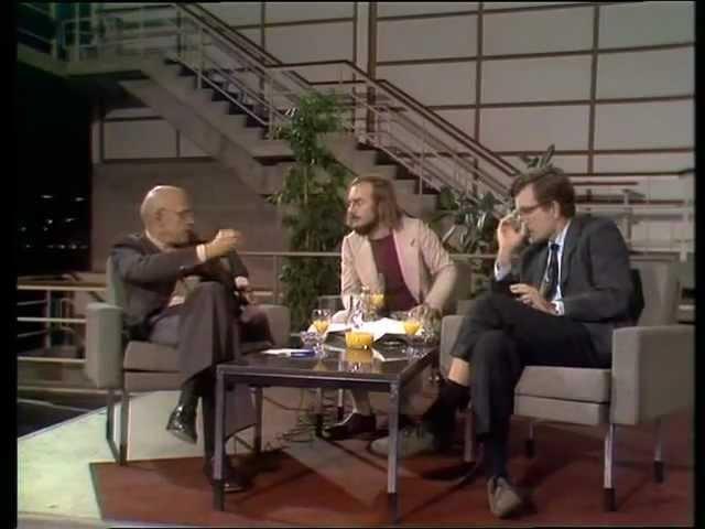 Debate Noam Chomsky Michel Foucault - On human nature [Subtitled]