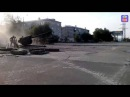 ПЕРЕМИРИЕ Сепаратисты с центра города стреляют из артиллерии ДНР ЛНР ДОНЕЦК ЛУГАНСК